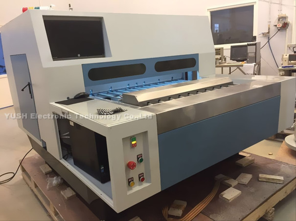 PCB CNC Automatic Slot Cutting Machine