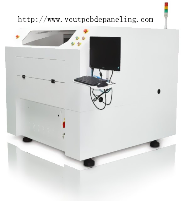 FPC Flexible PCB Laser Cutting Machine