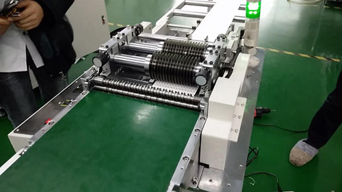 speed can be set PCB cutter - YSVJ-650