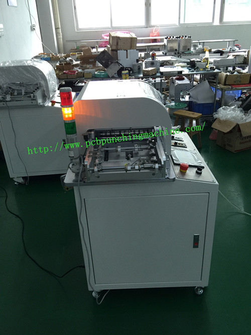 Specializing YSVJ-650 guillotine depanelizers pcb singulation multiple knife depanelizers pcb singulation-YSVJ-650