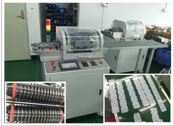 PCB Cutting Machine For Cell Phone And Power Industry With Customize PCB Cutting Tool