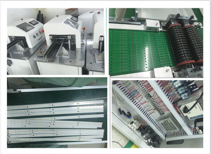 PCB Cutting Machine For Automotive And Mobile Electronics Industry